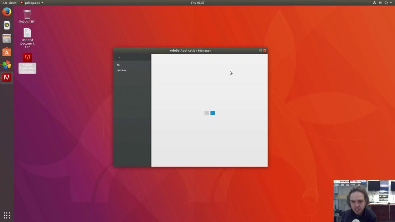 download adobe flash player ubuntu 17.04