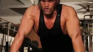 WWE SUPERSTAR | THE GREAT KHALI | FULL BODY WORKOUT (Dalip Singh Rana)
