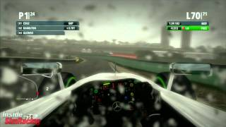 F1 2012 Champions Mode - Lewis Hamilton Challenge (Xbox 360)