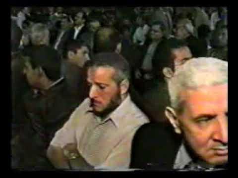 عزاء المرشد العام الحاج مصطفى مشهور