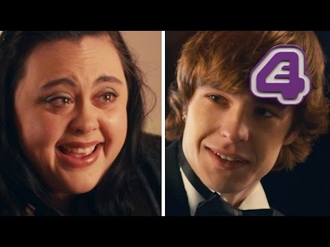 My mad fat diary who is chloe dating