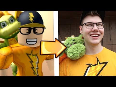 ROBLOX IN REAL LIFE!!