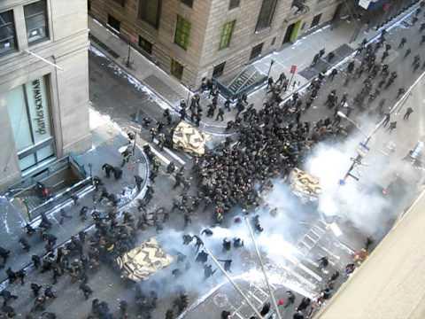 קרבות ברחובות ניו יורק