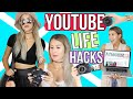 HACKS To Be A Successful YouTuber