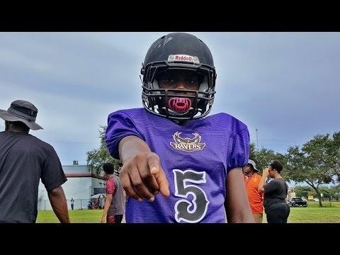 Highlights - 11u Miami Gardens Ravens (Miami, FL)  vs Washington Park Bucs  (Pembroke Pines, FL)