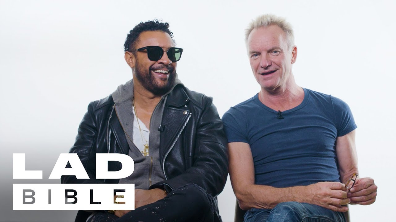 Sting And Shaggy Reveal Why They Made An Album Together