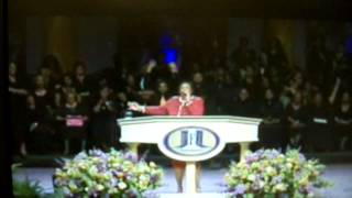 Rev. Dr. Jackie McCullough - Take the Preacher off Mute (Part 3)
