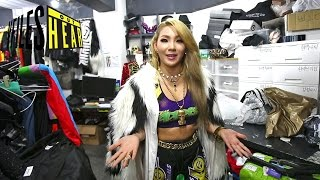 cl of 2ne1 out hear