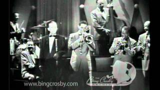 Bing Crosby & Louis Armstrong - Now You Has Jazz - Edsel Show, 1957