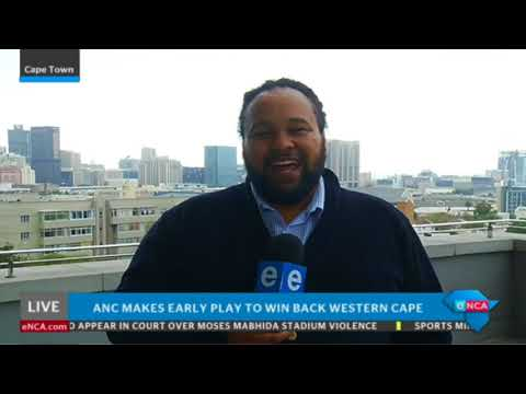 ANC's strategy on winning back the Western Cape