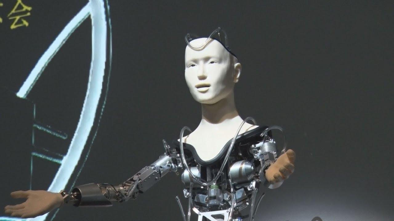 Midar, robot android yang dirancang meniru Bodhisattva Avalokitesvara atau Kannon.