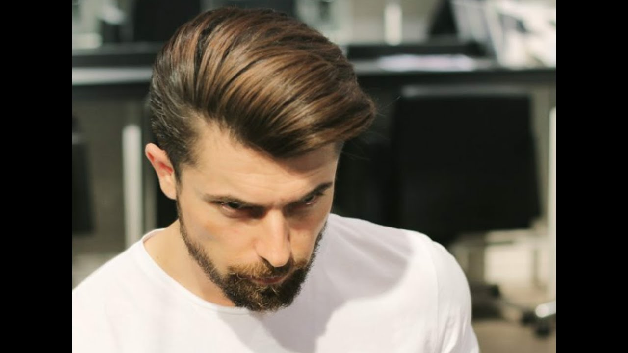 Hair Style Videos Youtube: Men's Hair Style Tutorial