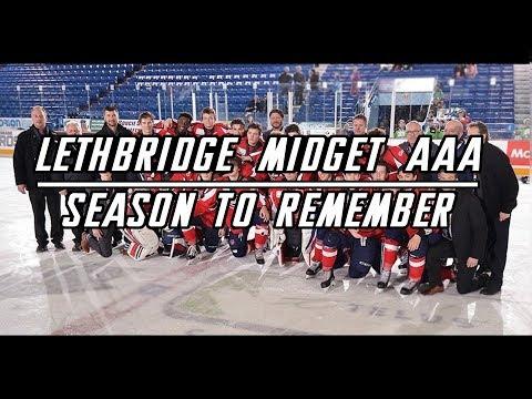 Lethbridge Midget AAA Hurricanes // Season To Remember