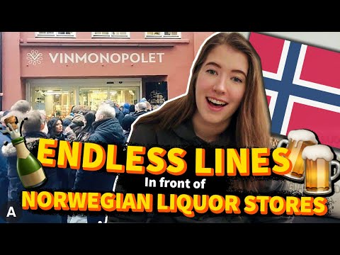 What it's like living in Norway during a pandemic... *liquor store raids*