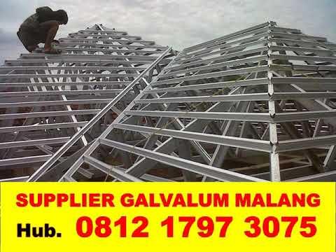 kanopi baja ringan di malang 082140302426 galvalum termurah distributor