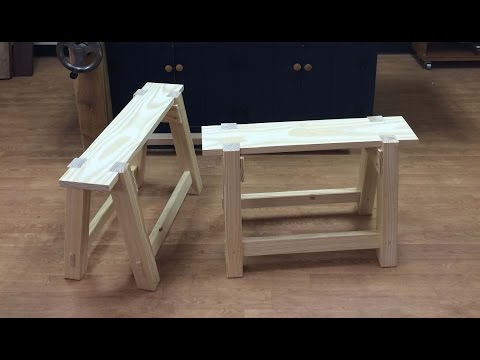 Build A Saw Bench From Chris Schwarz's Plans