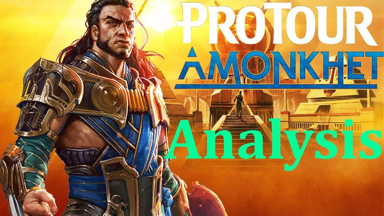 Pro Tour Top  Amonkhet