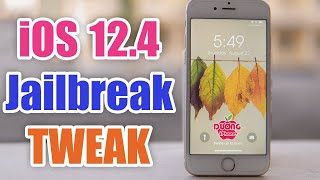 Tweaks iOS 12.4 - Dương iPhone #1