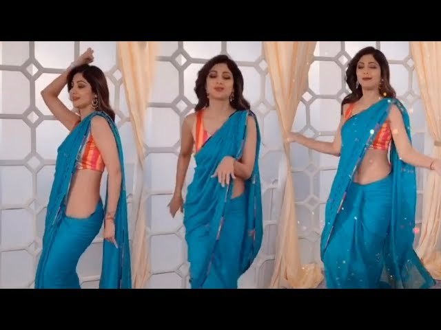 Shilpa Shetty Lovely and Cute Dance in South Indian Style on Bhutta Booma | Latest Tik Tok Dance