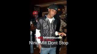 Nine Mill - Dont Stop (DUTCH POT RIDDIM) OCT 2012