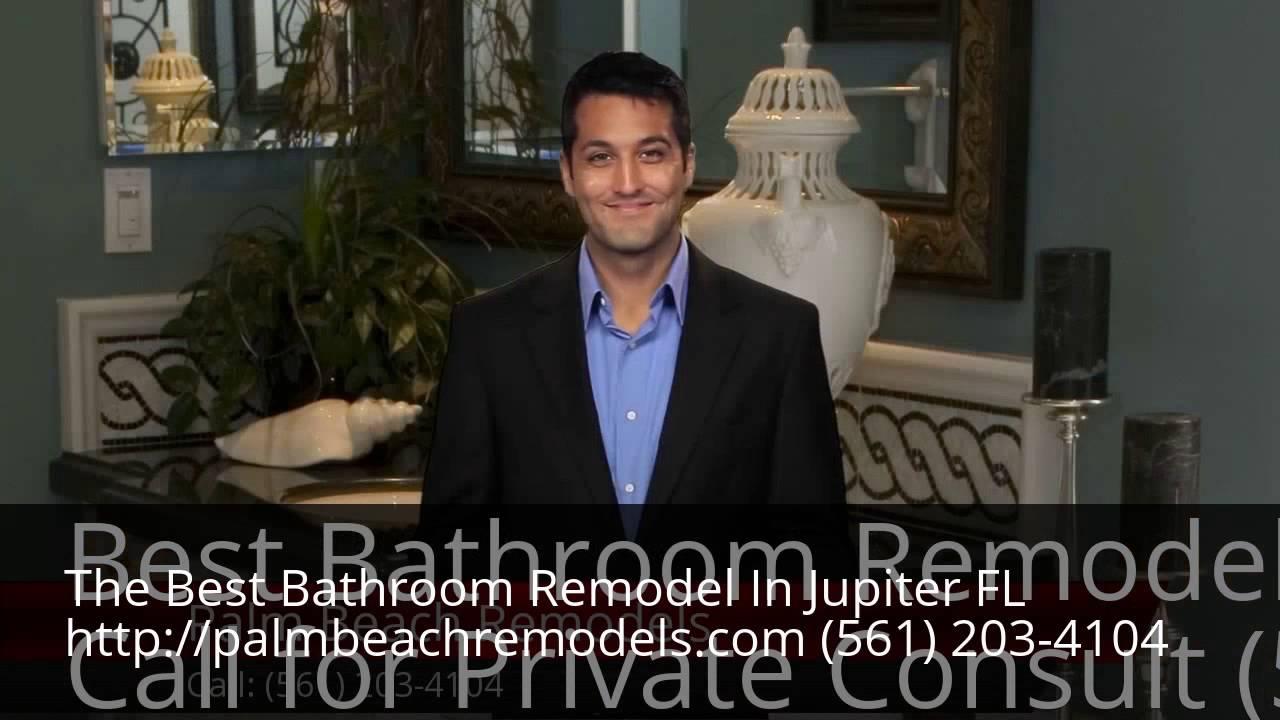Bathroom Remodel Jupiter Fl best bathroom remodel jupiter fl (561) 203-4104 - youtube