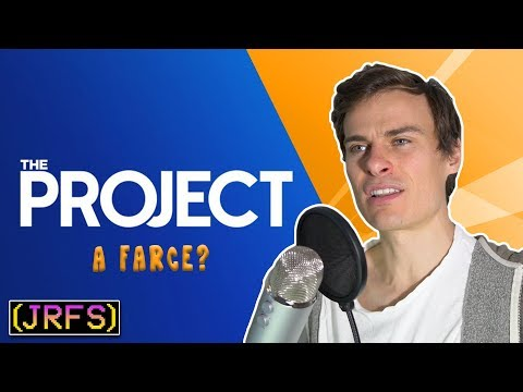The Project: A Journalistic Farce