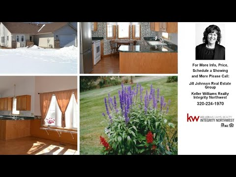 911 Fairway Drive, Princeton, MN Presented by Jill Johnson Real Estate Group.