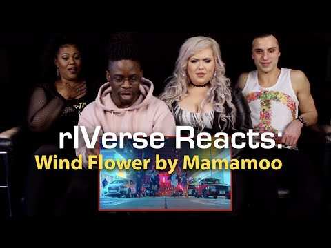 rIVerse Reacts: Wind Flower by Mamamoo - MV Reaction