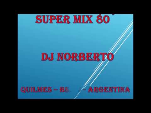 MUSICA AÑO 80 - SUPER MIX.. VOL. 1