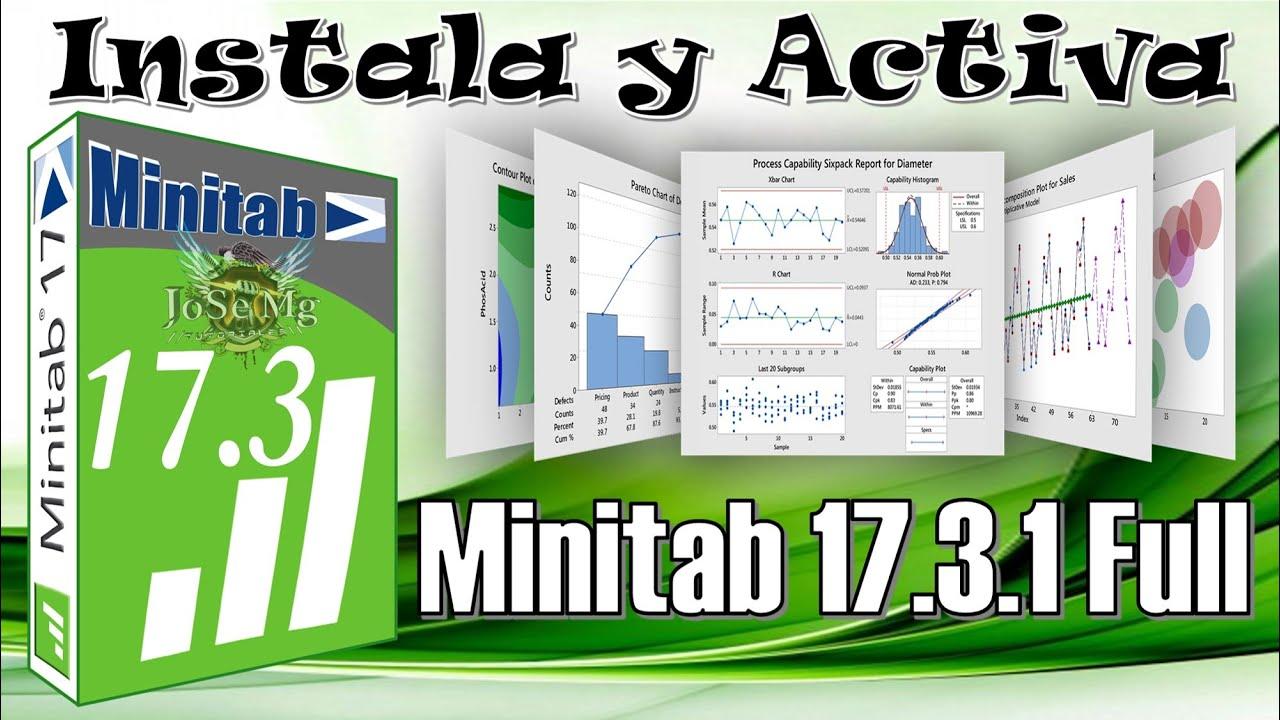 minitab free download full version with crack