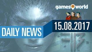 FIFA 18, Starcraft Remastered, Projekt #1514, Skull & Bones | Gamesworld Daily News - 15.08.2017