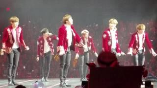 Video 170329 BTS WINGS TRILOGY in CHICAGO [Fire] download MP3, 3GP, MP4, WEBM, AVI, FLV April 2018