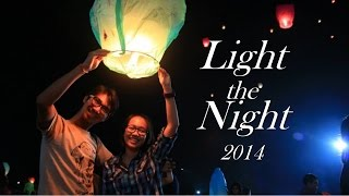 Manipal University - Light the Night 2014 Thumbnail