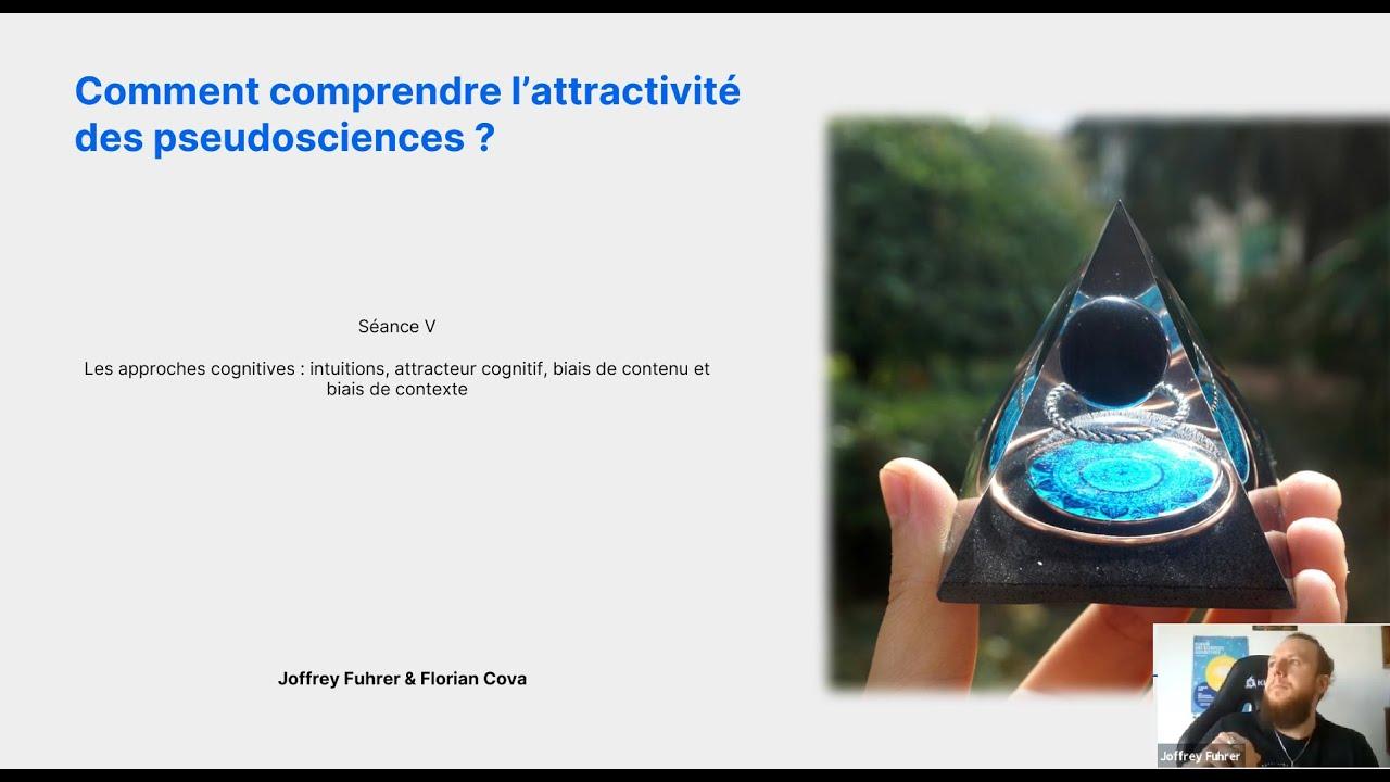 Download Comment comprendre l'attractivité des pseudosciences ? Une approche cognitive (et naturaliste)