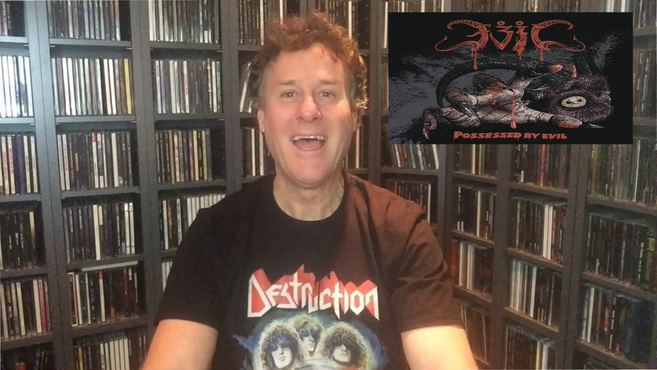 (Podcast/Video) ALBUM REVIEW: EVIL - Possessed By Evil (2021)
