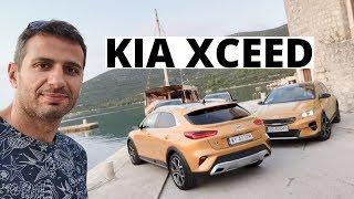 KIA XCeed - pierwsza jazda (7 przygód w Chorwacji)