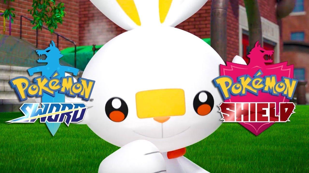 Pokemon Sword Pokemon Shield Official Reveal Trailer