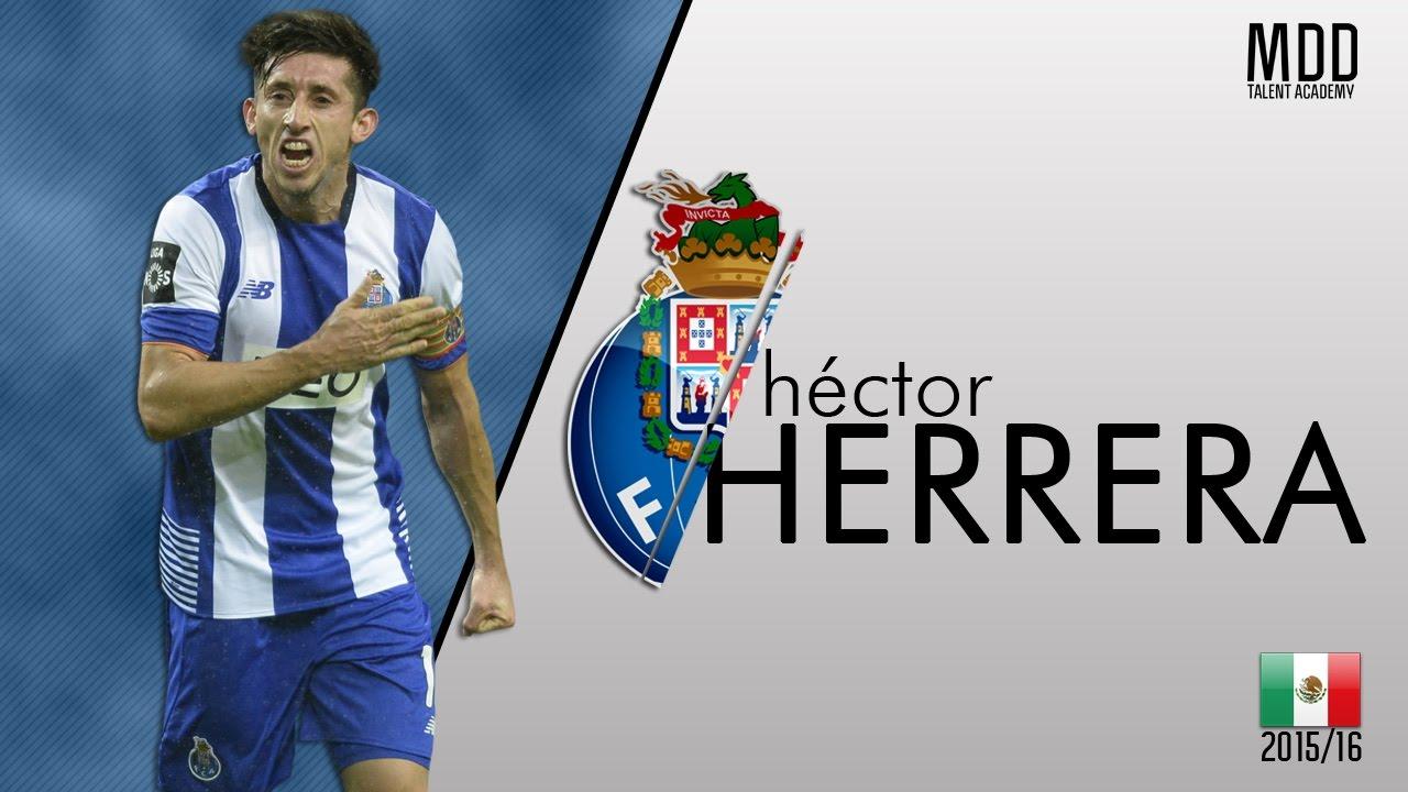 Héctor Herrera FC Porto Goals Skills Assists