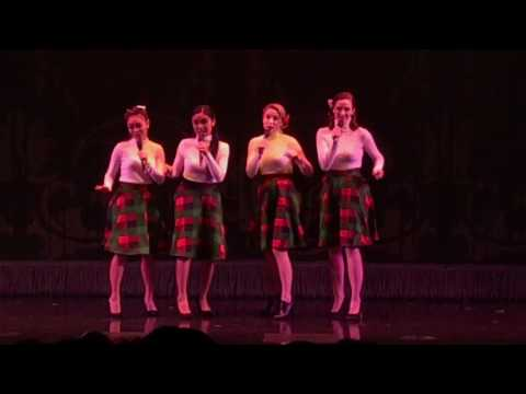 HKDL Christmas Cabaret 2016 -Entertainment & Costuming