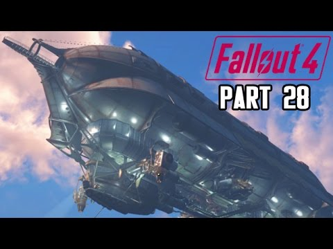 Let's Play Fallout 4 Deutsch #28 - Die wilde Jagd nach Kellogg Teil 2