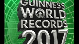 Guinness Book of World Records Challenge 2017