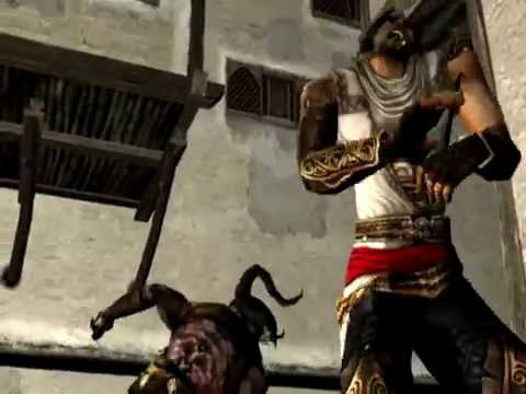 Prince of Persia - The Two Thrones...