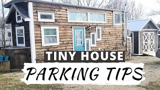 Tiny House Parking Tips: How To Find Legal Tiny House Parking