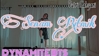 Download lagu Senam Ritmik/Irama Dynamite BTS