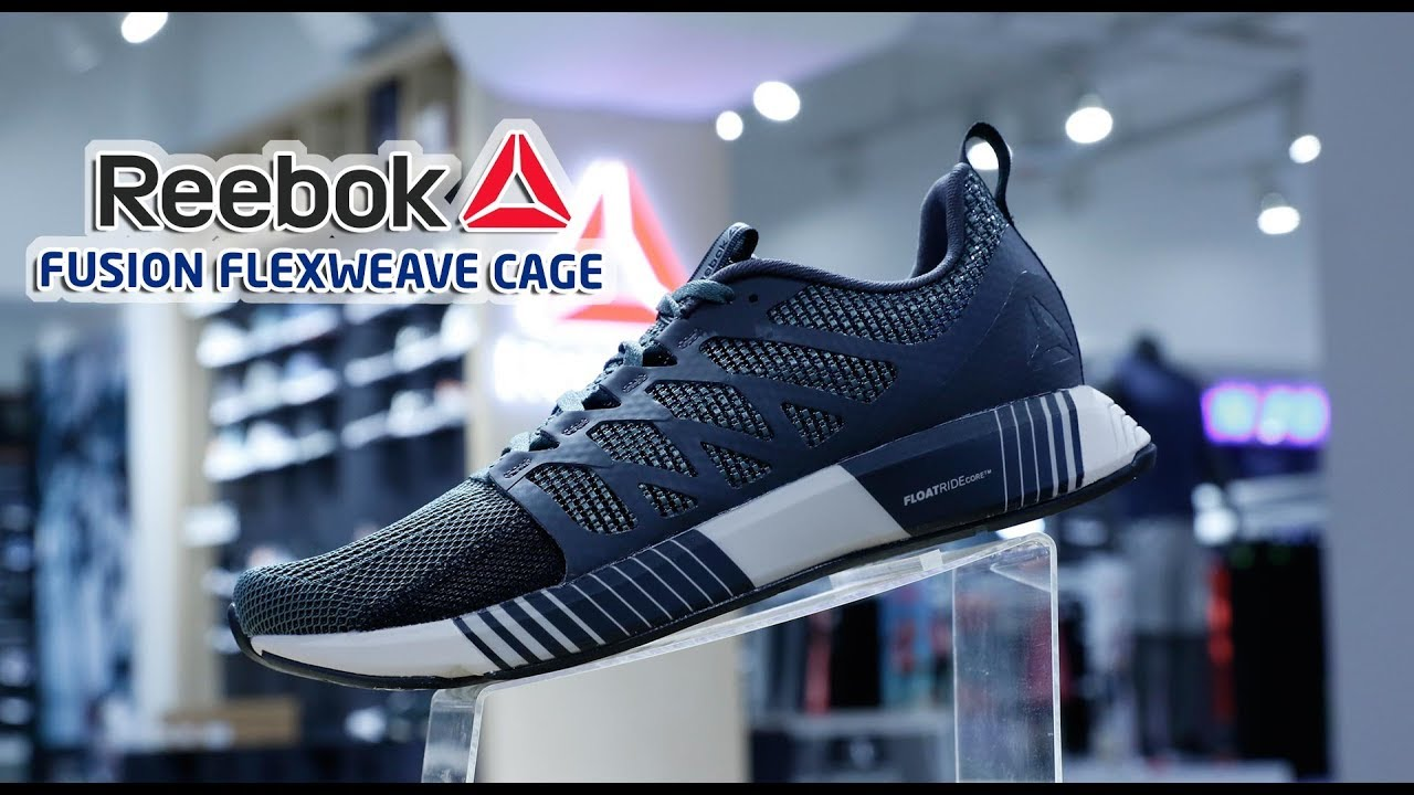 Reebok Flexweave Cage | UNBOXING VIDEO