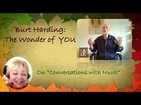 "Burt Harding: ""The Wonder of You"""