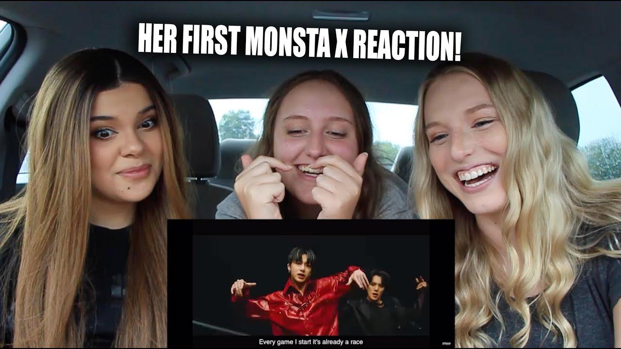 MONSTA X 몬스타엑스 'GAMBLER' MV | REACTION