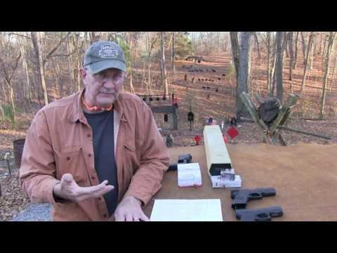Pistol Barrel Length: Does it matter?