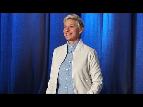 The Birds, the Bees, and Ellen