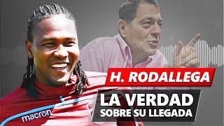 HUGO RODALLEGA RESPONDE | La verdad sobre su llegada al America de Cali